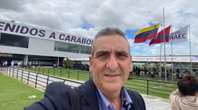 Presencia de Scarano crea nuevas expectativas en el mundo opositor de Carabobo